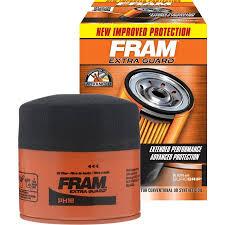 Fram Extra Guard Oil Filter Ph16 Walmart Com