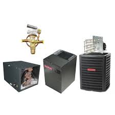 goodman low ambient kit. goodman 3.0 ton 18 seer heat pump two stage variable speed split system - horizontal low ambient kit
