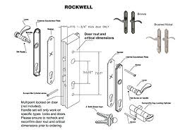 door handle parts names door handle parts diagram door handle parts diagram door