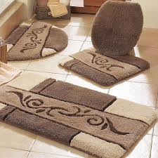bathroom bathroom winning better homes and garden cotton reversible bath collection mat vs bath mat