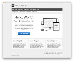 50 Stunning Free Responsive Wordpress Themes To Construct
