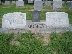 Iva Pearl Casey Mosley (1911-1999) - Find A Grave Memorial