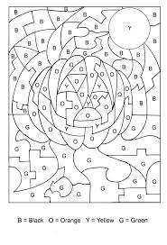 Free interactive exercises to practice online or download as pdf to print. Color By Letters Coloring Pages Best Coloring Pages For Kids