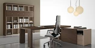 enthrall modern office desk furniture tags  metal and wood desk