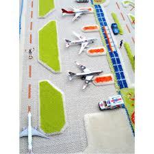 little helper 3d childrens play rug in mini city design