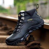 Columbia Winter Boots Size Chart Bule Autumn Winter Mens High Tops Hiking Shoes Outdoor