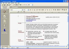 Resume Maker Software Free Download Best Of Resume Builder Download Tierbrianhenryco