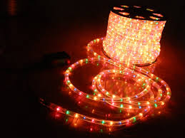 christmas rope lighting. Image Of: Multi Color Christmas Rope Lights Lighting 7