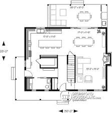 Small Picture House plan W4571 V1 detail from DrummondHousePlanscom