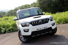 Mahindra Scorpio Design Mahindra Scorpio 4 X 2 First Impression Shifting Gears