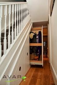 stair bookcase furniture. Under Stairs Shelving Solutions Stair Bookcase Furniture A