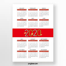 Chinese Calendar January 2020 Chinese Style 2020 Calendar Template For Free Download On