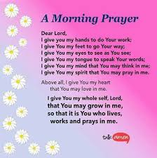 Good Morning Prayers Quotes Best of A Morning Prayer Religious Quotes Morning Prayer Good Morning