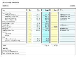Home Renovation Budget Template Basement Renovation Estimate