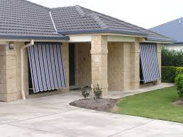 canvas blinds awnings melbourne outdoor blinds