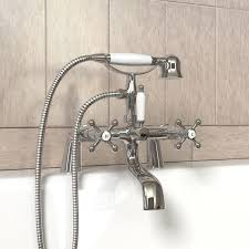 bath taps with shower attachment stunning bath tap with shower head contemporary bathroom with