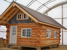 Small Picture Tiny Houses for Sale Log Cabin Epu and a Cottage