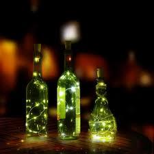 wine bottle lighting. Amazon.com: Wine Bottle Lights With Cork,LED Cork For Bottle, AGPtEK Copper Wire Starry Fairy Lights, Christmas, Decoration,DIY, Party, Lighting N
