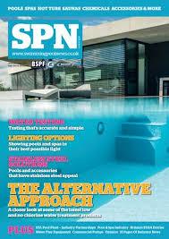 SPN (Swimming Pool News) August 2018 by Aqua Publishing Ltd - issuu