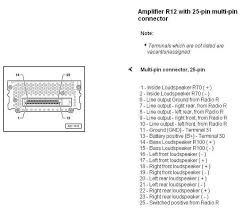audi a4 b7 amplifier wiring audi image wiring diagram 4d0035225c audi a8 s8 200w bose amplifier plug n play for our on audi a4 b7 radio wiring diagram