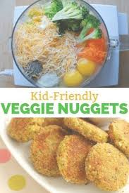 Pin by Earline Jacobson on Veggie nuggets in 2021 | Veggie nuggets, Baby  food recipes, Healthy veggies
