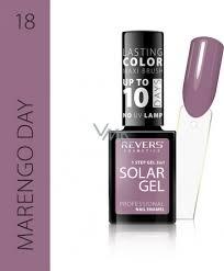 Revers Solar Gel Gelový Lak Na Nehty 18 Marengo Day 12 Ml