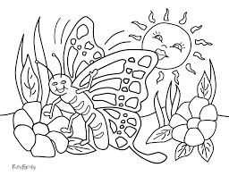 Small Picture Spring Coloring Pages Pdf Coloring Coloring Pages