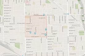map of ukrainian village in chicago il