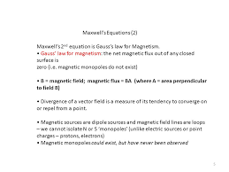 5 maxwell s equations