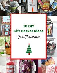 10 gorgeous diy gift baskets ideas for