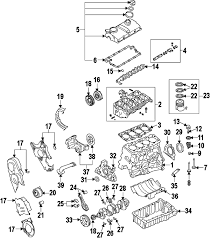 parts com® volkswagen gear partnumber 03g103305c 2010 volkswagen jetta tdi l4 2 0 liter diesel oil pump