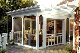 24 photos gallery of enclosing a porch for living space cost ideas