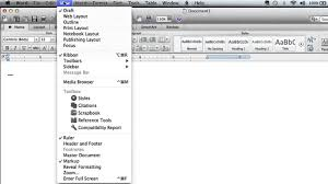 How To Make A Print Layout The Default View Layout In Microsoft Word