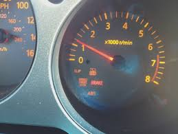 2002 Nissan Altima Service Engine Soon Light. Car Maintenance ...
