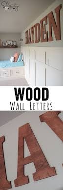 175 best wood letters images on wood letters wooden large