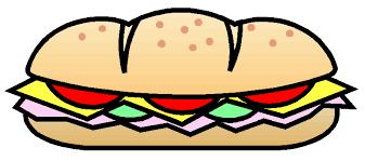 sandwich clipart. Interesting Clipart And Sandwich Clipart H