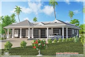 beautiful house plans. Alluring Beautiful House Designs In Kerala : Sqfeet One Floor Home Designkerala Most Plans