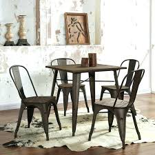 industrial dining room chairs industrial dining set 5 piece industrial dining set industrial dining set industrial style dining room set