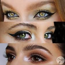 cat eyes the most important advice that i give to all of my clients is to look forward in the mirror while choosing the direction of the wing