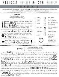 Fun Wedding Programs Fun Wedding Program Ideas Fun Wedding Programs A Few Bits Of