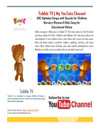 They're fun, engaging, and provide the kids with a meaningful way to practice singing alphabet songs is an easy, and very fun, way to increase kids' alphabetical awareness. Ppt Abc Alphabet Songs With Sounds For Children Powerpoint Presentation Id 8033396
