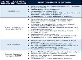 Quality Management Plan SeaPorte Quality 12