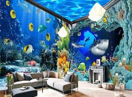 Marvelous Bedroom In Aquarium Ideas Best Idea Home Design