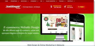 Ecommerce Web Design Malaysia Top 10 Web Design Malaysia Global Joys