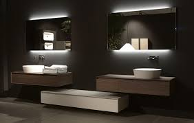 Amazing Design Ideas Light Up Bathroom Mirrors With Lights Fresh