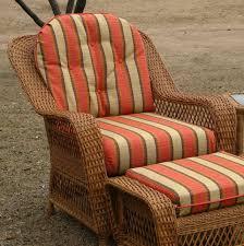 Wicker Furniture Cushions Sets