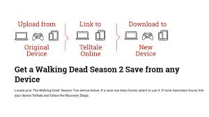 How do I import my save from The Walking Dead - Season Two into The ...