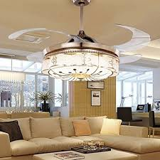 ceiling fan for dining room. Living Room Ceiling Fan Colorled Invisible Fans Remote Control On Large For Dining N