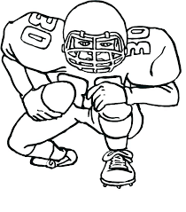 Sport Pictures To Color Cartoon Sport Icons Playing Kids Silhouettes