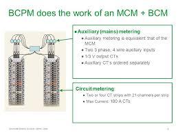 powerlogic branch circuit power meter bcpm ppt 5 bcpm